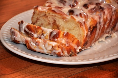 Apple Fritter Bread ️ ️ ️... - The Cookin' Chicks | …