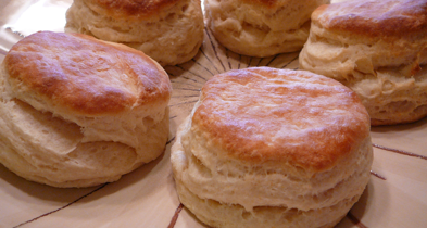 Flaky Layered Biscuits
