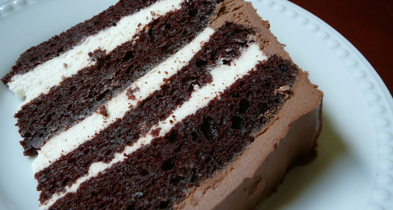 Ultimate Cream-filled Chocolate Cake